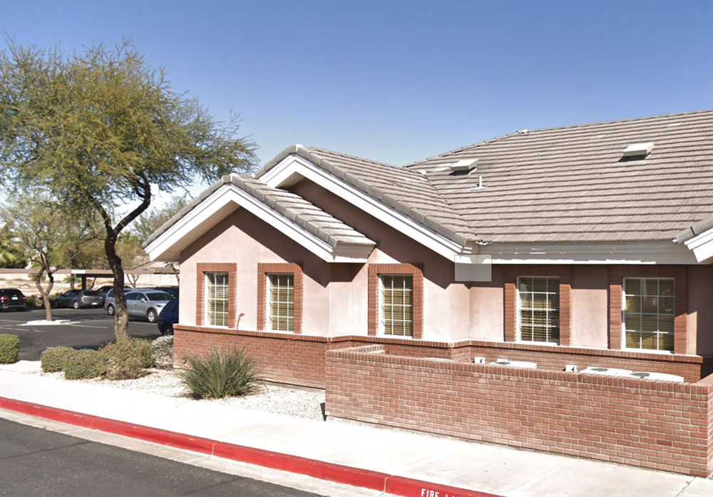 Street view of Gateway Urgent Care building